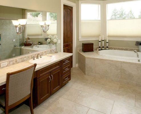 Beaver Lake Estates – Master Bathroom