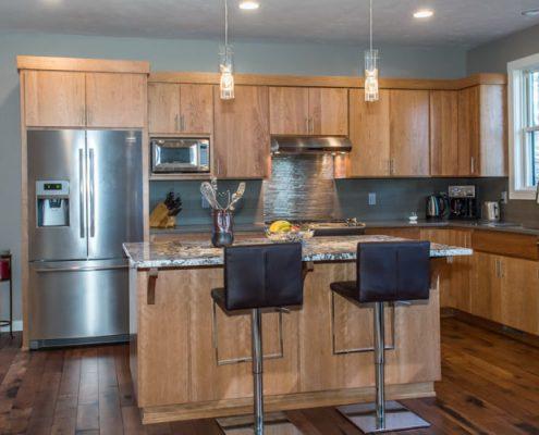 Mt Shasta – Contemporary Kitchen