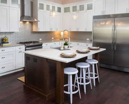 Enchantment – Beautiful Open Kitchen