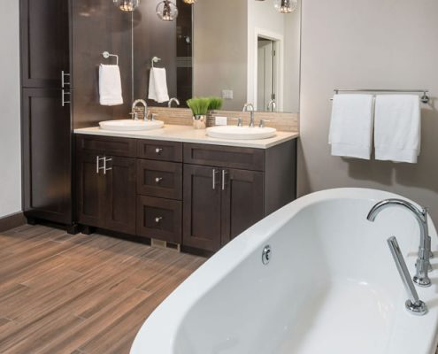 Enchantment – Master Bathroom