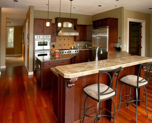 Beaver Lake Estates – Kitchen