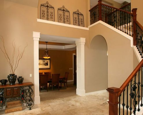 Beaver Lake Estates – Foyer